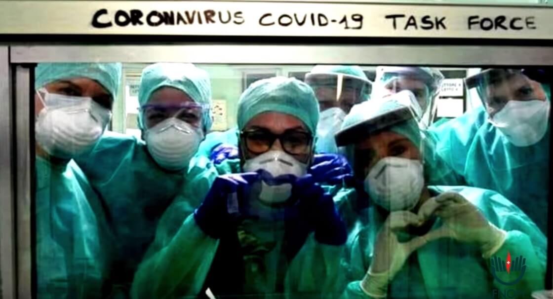 Kako izgledaju lica heroja iz borbe sa koronavirusom