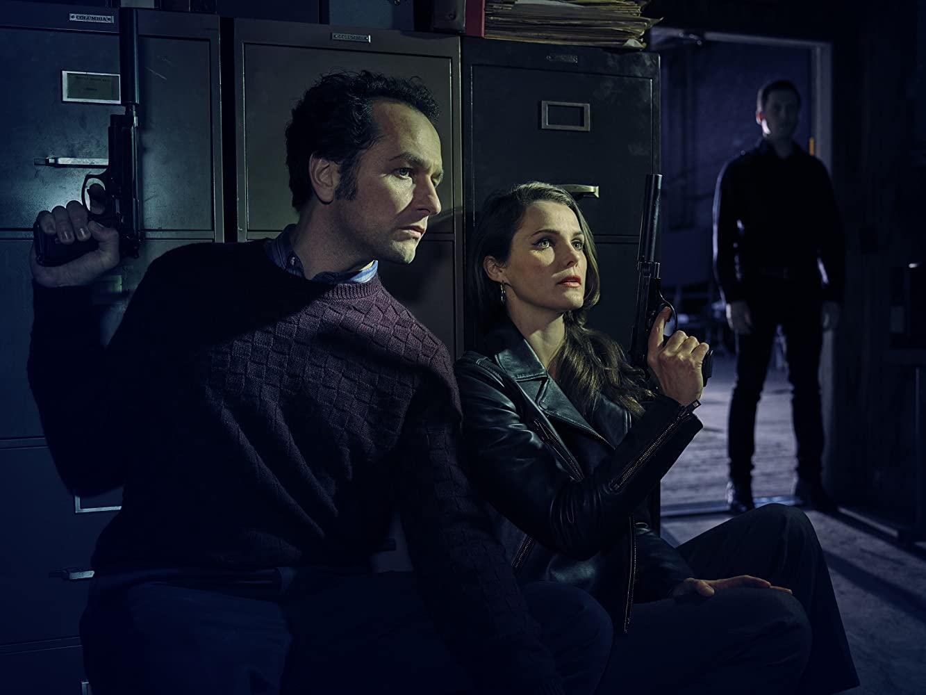 5 najboljih špijunskih TV serija