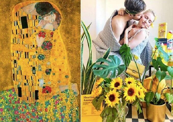 Zabavan umetnički izazov se širi društvenim mrežama