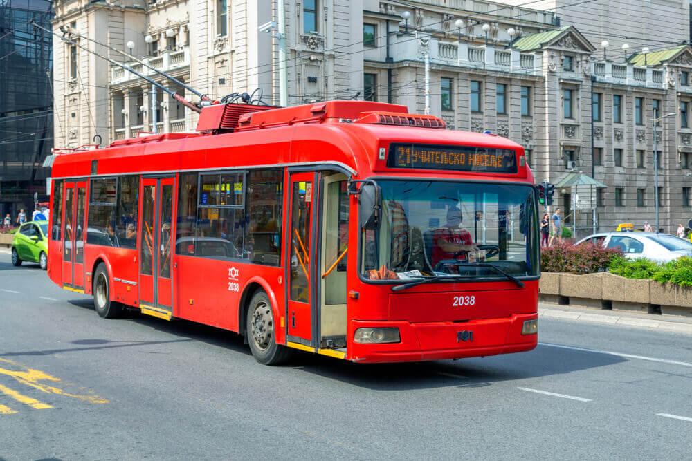 Gradski prevoz će uskoro početi da radi po novim pravilima