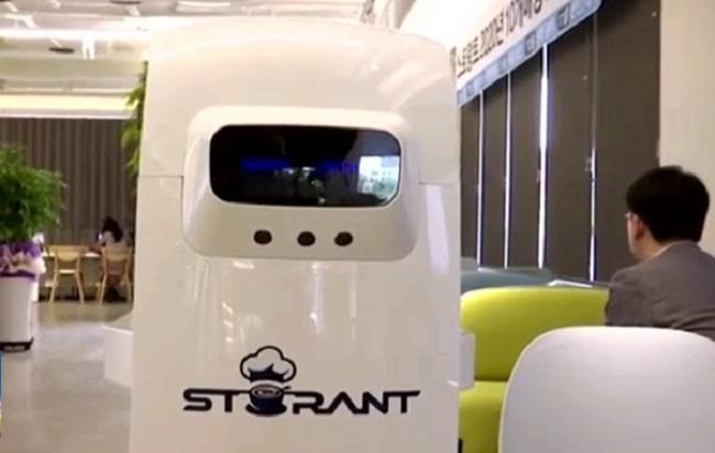 Roboti u Južnoj Koreji prave i poslužuju piće gostima!