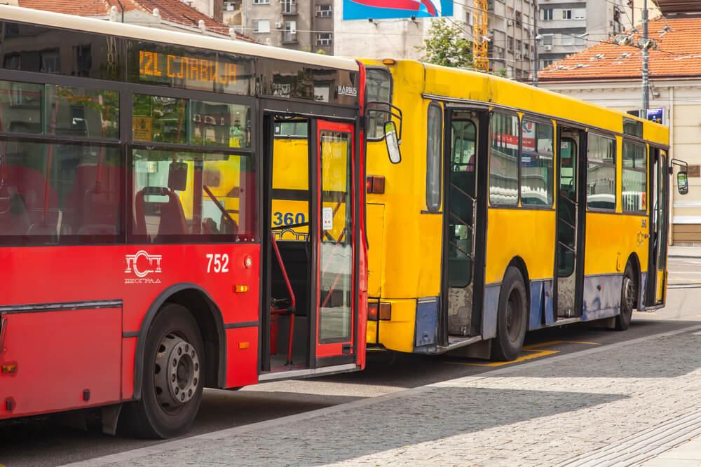 Od sutra se ukidaju ograničenja za javni prevoz