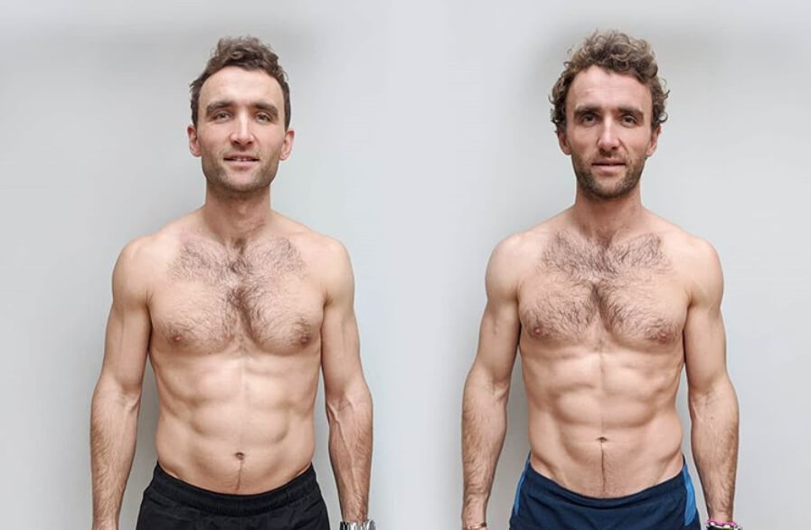 Jedan blizanac je mesecima jeo vegansku hranu, drugi meso. Možete li da pogodite ko je ko?