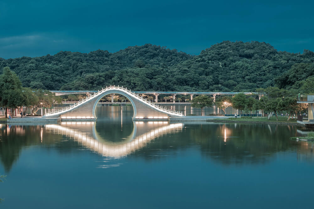 Mesečev most – jednostavno, a nestvarno delo arhitekture
