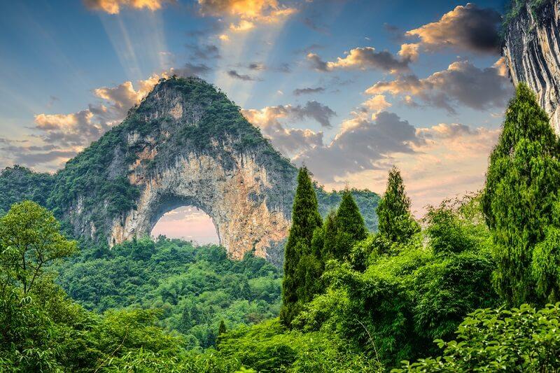 Mesečevo brdo – neobična prirodna formacija kojoj se divi svet