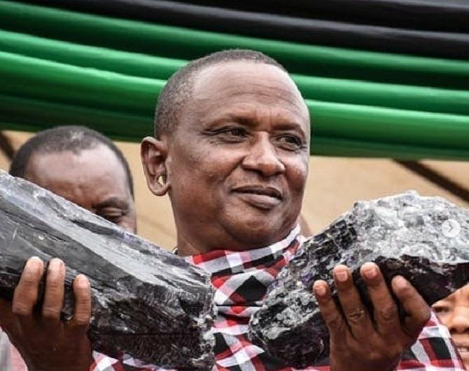 Kopač rude iz Tanzanije preko noći postao milioner!