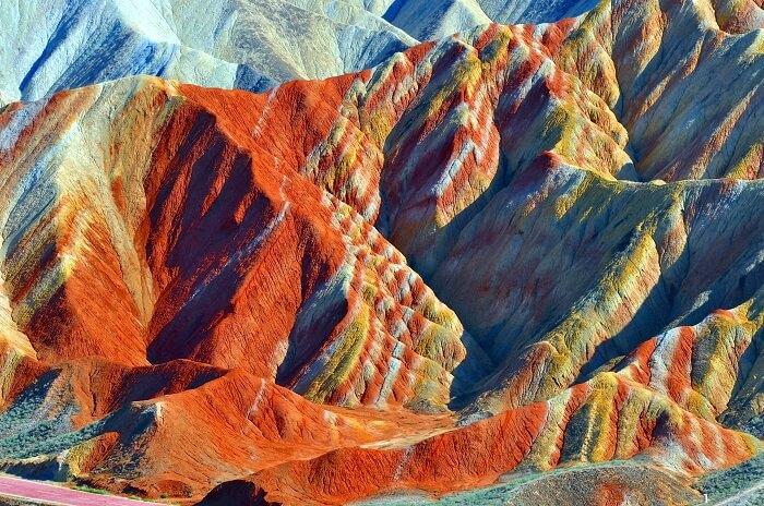 Žangje Danžija – šarena planina koja liči na umetničko delo