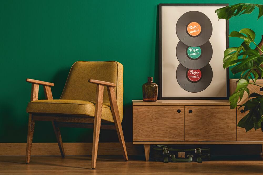 Zašto je najbolje krečiti stan u zelenu boju?