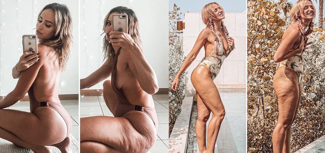 Ova žena je pokazala koliko se fotografije s Instagrama razlikuju od stvarnosti