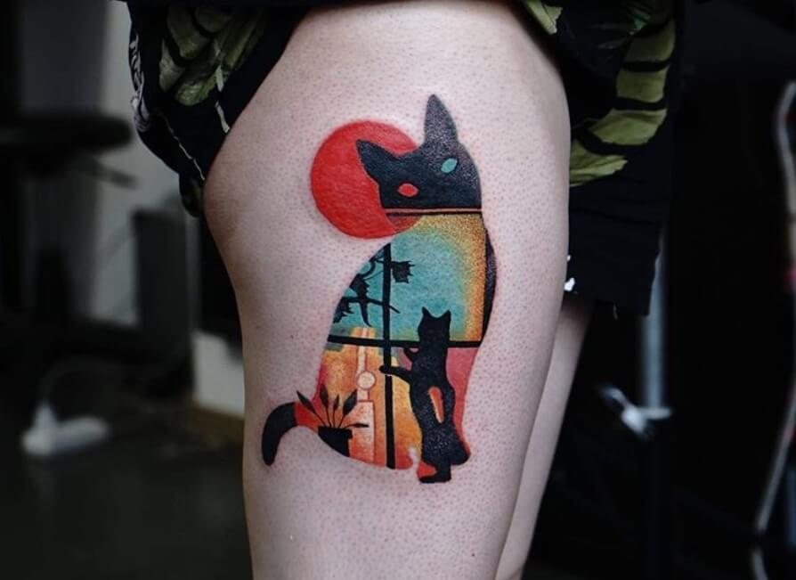 Tetovaže mačaka koje izgledaju savršeno