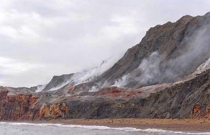 """Zadimljena brda – nestvarno mesto koje """"gori"""" već stotinama godina"""