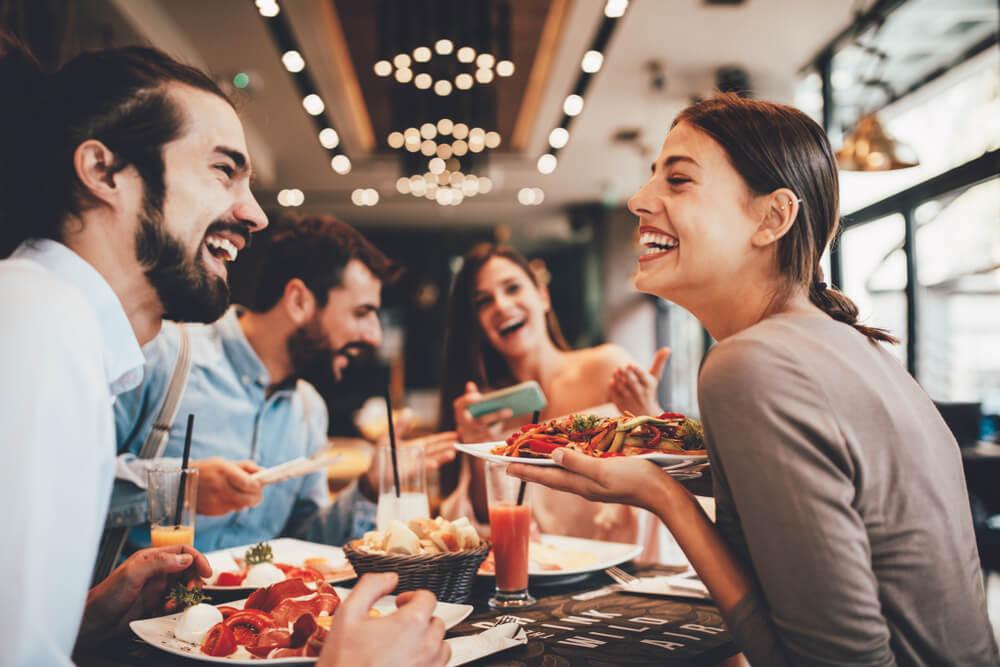 Restoran uveo zanimljivu promenu u posluživanju gostiju zbog pandemije