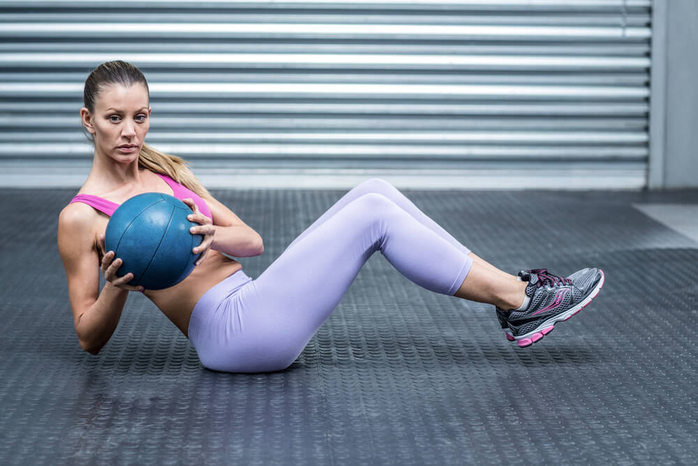 Ruski tvist – vežba koja pali sve trbušnjake