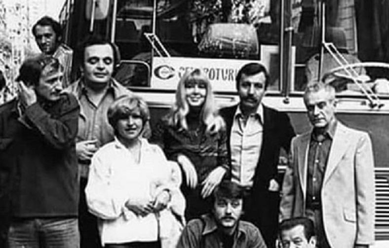 Legende domaćeg glumišta na jednoj fotografiji – da li ih sve možete prepoznati?