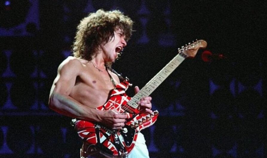Edi Van Hejlen – Mocart današnjice i neprikosnoveni virtuoz na gitari