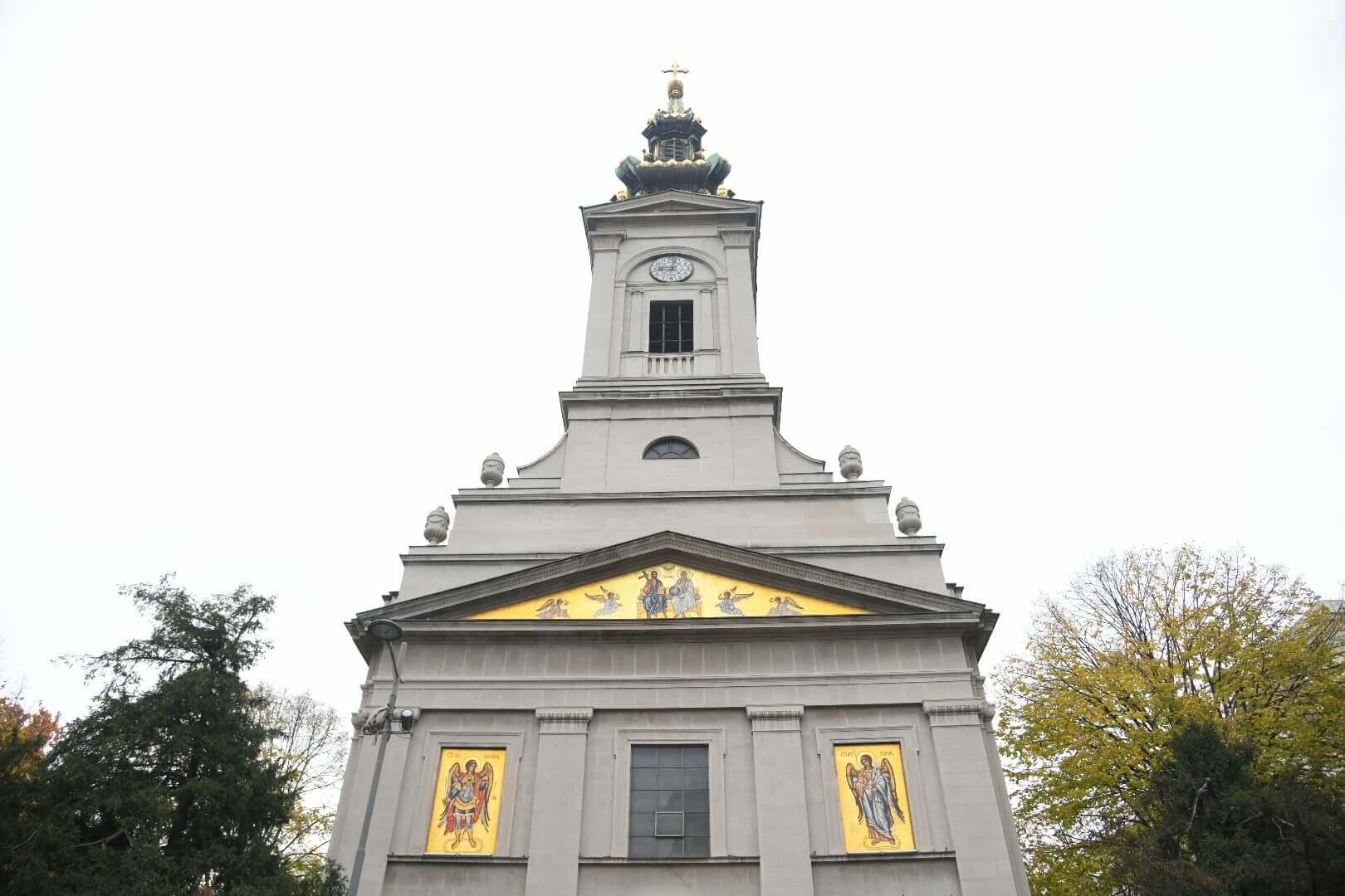 Zbog čega je značajna Saborna crkva u Beogradu i šta se u njoj nalazi?