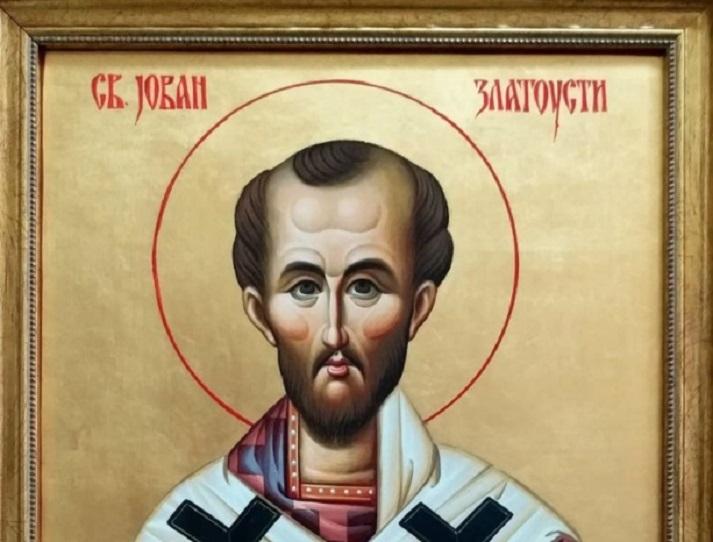 Danas je Sveti Jovan Zlatousti – knjigu u ruke, ali ove tri stvari nikako!