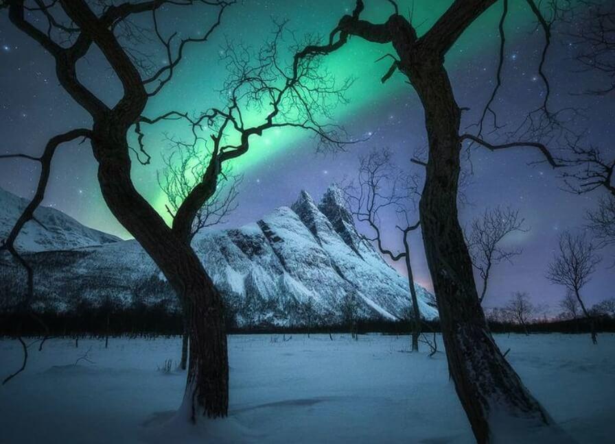 Izabrane su najbolje fotografije pejzaža za ovu godinu!