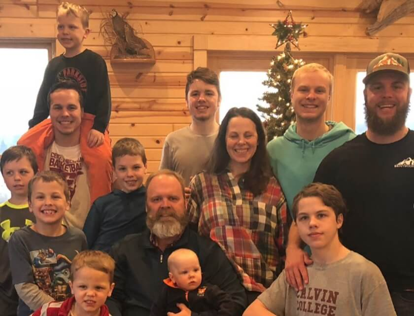 Nakon 14 sinova i 27 godina braka konačno su dobili ćerku!