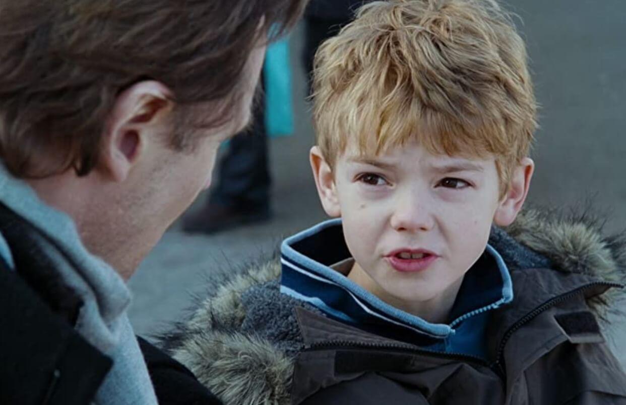 """Evo kako danas izgleda dečak iz čuvenog filma """"U stvari ljubav"""""""