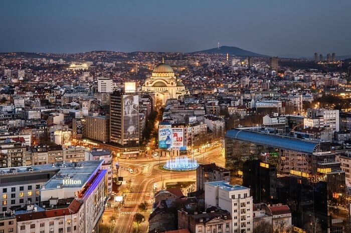 Kalenić, Brankov most, Terazije – sve je drugačije! Pogledajte kako se Beograd menjao kroz vreme