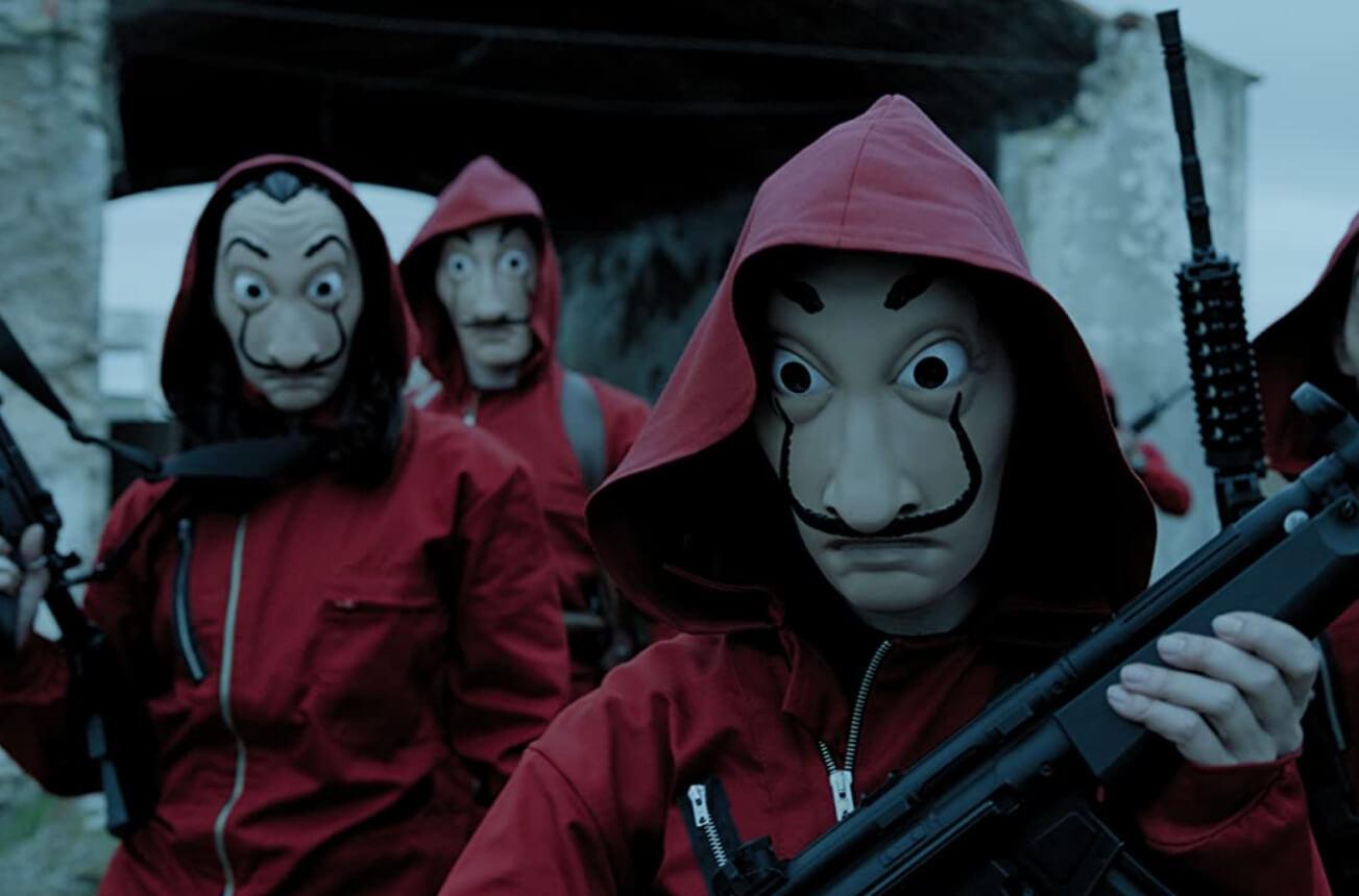 """Stižu poslednje epizode serije """"La Casa de Papel"""" – evo i šta nas očekuje"""