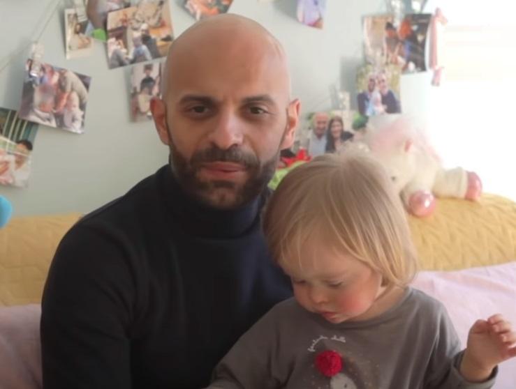Ovaj Italijan je usvojio devojčicu sa Daunovim sindromom nakon što ju je čak 20 porodica odbilo