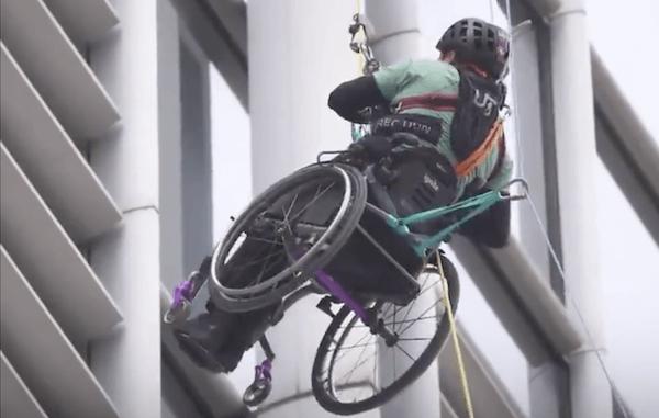 Inspirativno: Planinar u invalidskim kolicima osvaja visine u dobrotvorne svrhe