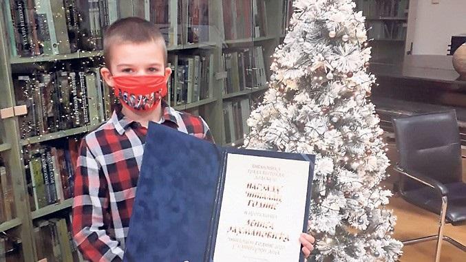 Dečak iz Beograda pročitao 300 knjiga za godinu dana