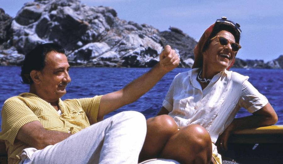 Salvador i Gala Dali – Inspiracija na prvi pogled