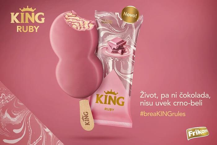Autentična čokolada i nova doza hedonizma – King Ruby zna