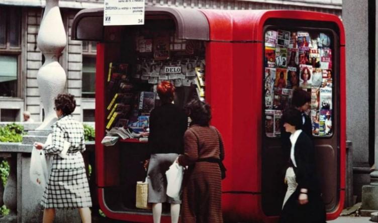 """Čuveni jugoslovenski """"crveni kiosk"""" završio na sred Njujorka, a razlog je sjajan!"""