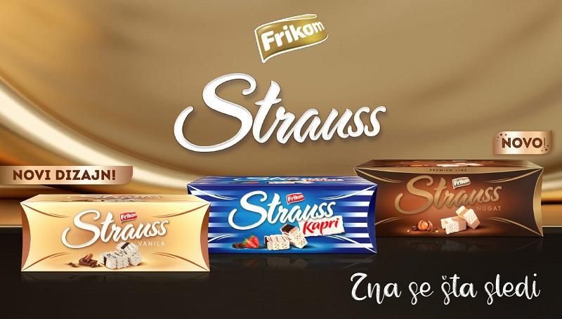 Zna se šta sledi – Strauss