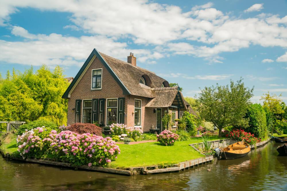 Venecija u Holandiji! Ovo selo nema nijedan put ni automobil