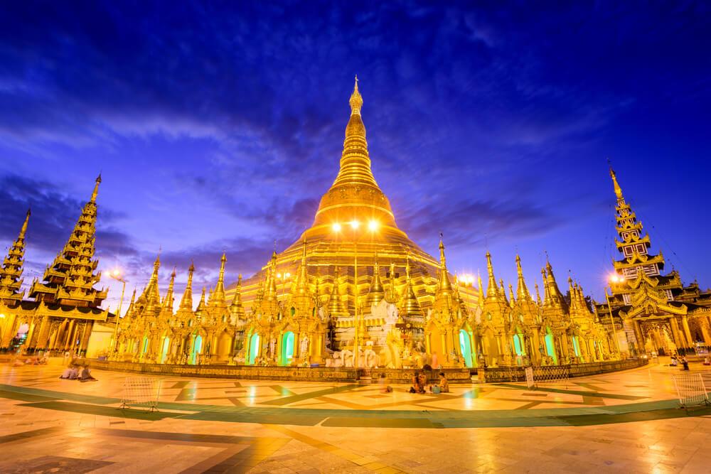 Najbogatiji hram na svetu! Upoznajte raskoš pagode Švedagon
