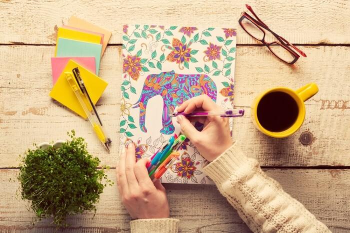 Evo na koji način crtanje i bojenje utiče na smanjenje stresa i depresiju