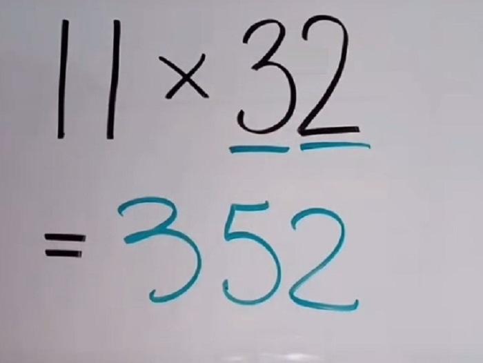 """Matematički trik koji je oduševio korisnike TikTok-a – magična """"caka"""" sa brojem 11"""