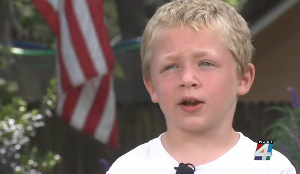 Sedmogodišnji Čejs je heroj dana – plivao kako bi spasio porodicu!