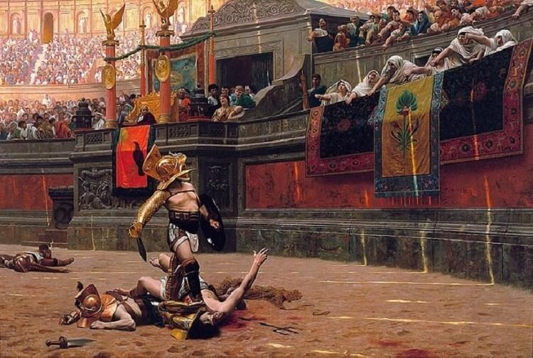 Gladijatori i stvari koje sigurno ne znate o njima