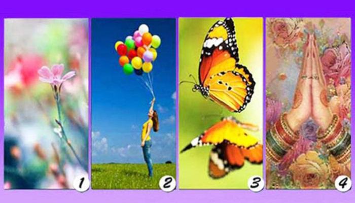 Odaberite jednu od ove 4 fotografije – i saznajte koja od njih će vam doneti važnu poruku!