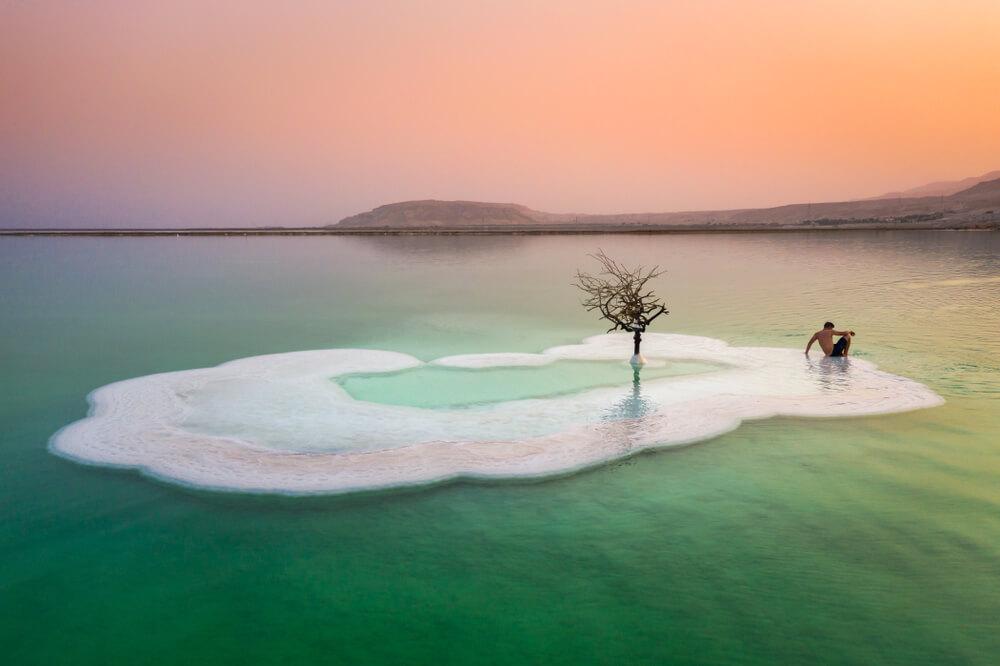 Ovo drvo života na ostrvu od soli je prava turistička atrakcija