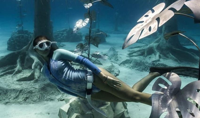 Na Kipru je predstavljena prelepa inovacija – podvodni muzej