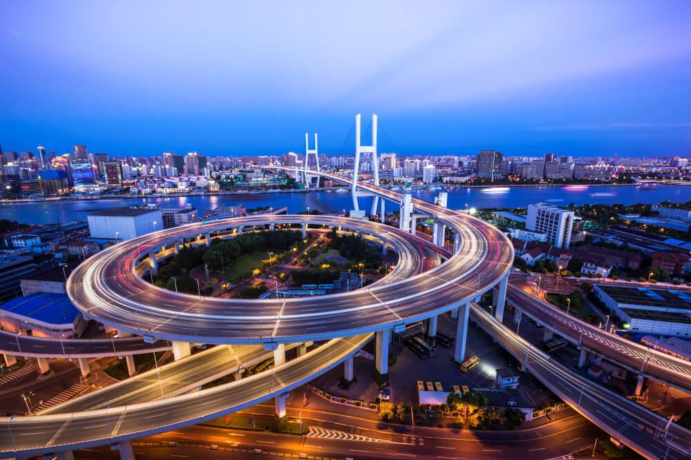 Impresivno – Najveći spiralni most na svetu zove se Nanpu i evo koliko je dugačak