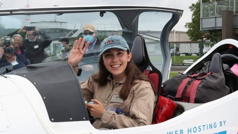"""""""Volim avanturu"""" – Najmlađa avijatičarka kreće sama na put oko sveta!"""