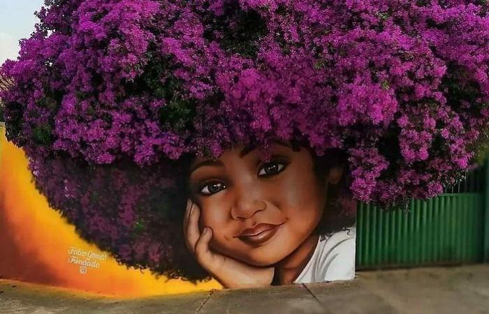 Ulični umetnik savršeno spaja prirodu i svoju umetnost