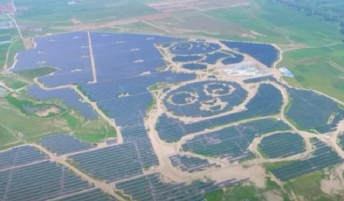 Sve zbog ideje jedne tinejdžerke – Solarne elektrane u obliku pande koja pozdravlja sunce