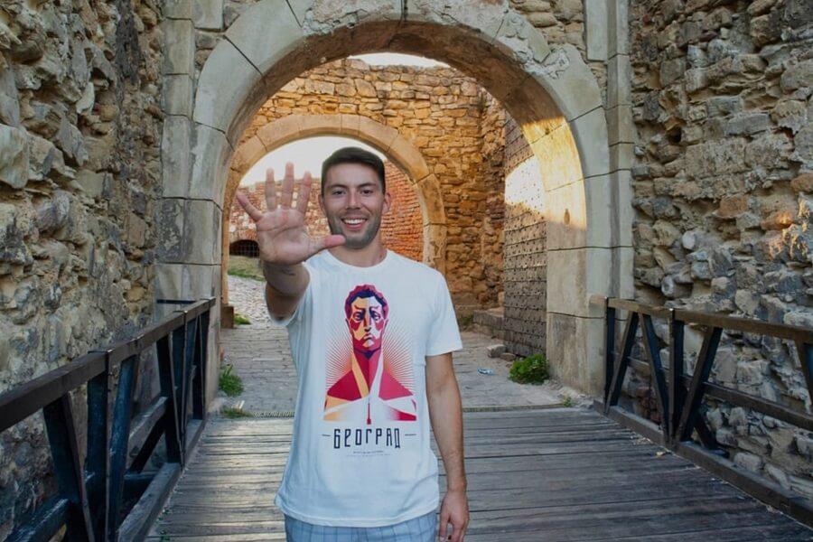 """Srbija ima """"to nešto"""" – Čileanac Eksekijel je u Srbiji našao novi dom"""