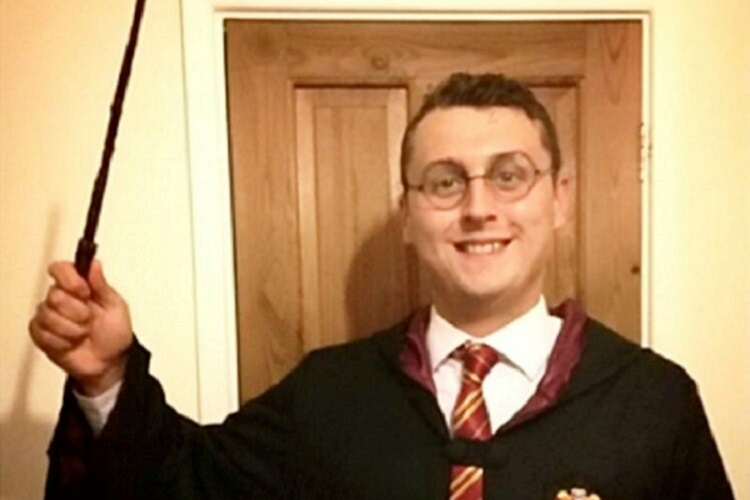 Hari Poter iz Hempšira – Ovaj momak mora celog života da uverava ljude da se zove isto kao poznati čarobnjak