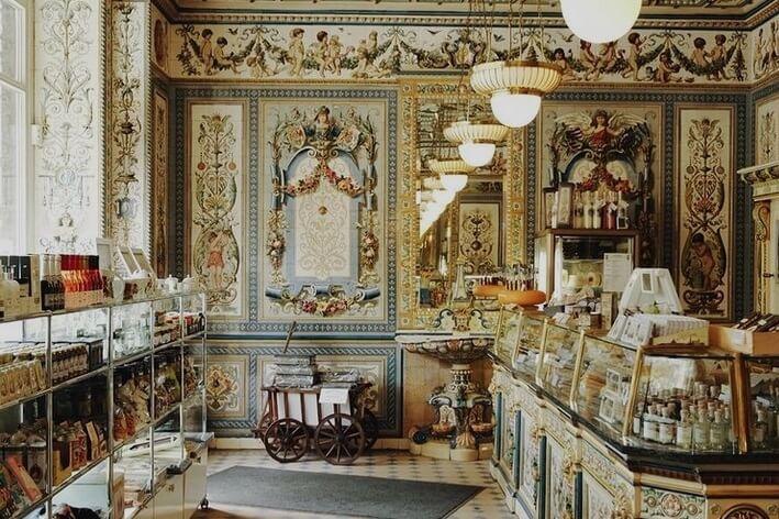 Ambijent kao u palati – Najlepša mlekara na svetu nalazi se u Drezdenu