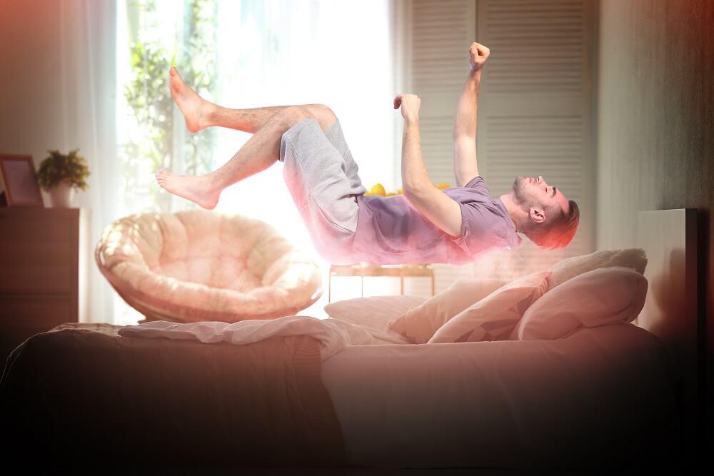 Gotovo svima se desilo barem jednom – Šta znači kada sanjamo da padamo?